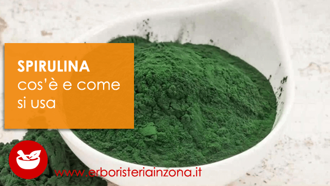 Spirulina cos'è e a cosa serve